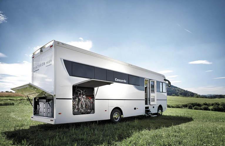 Foto camper di lusso 3 autocaravan da sogno - Interni camper di lusso ...