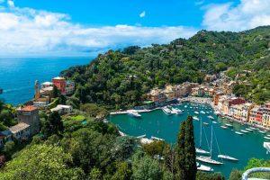 Glamping Liguria copertina