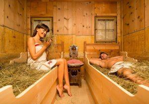caravanparksexten sauna fieno