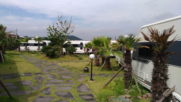 Resort caravan Hobby