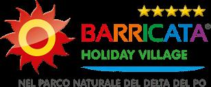 Barricata holiday village logo
