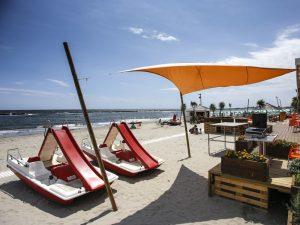 Holiday Village Florenz spiaggia
