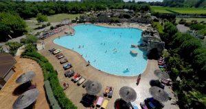 Tahiti Camping & Thermae piscine