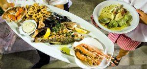 Zaton Holiday Resort gastronomia
