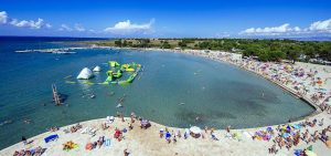Zaton Holiday Resort spiaggia
