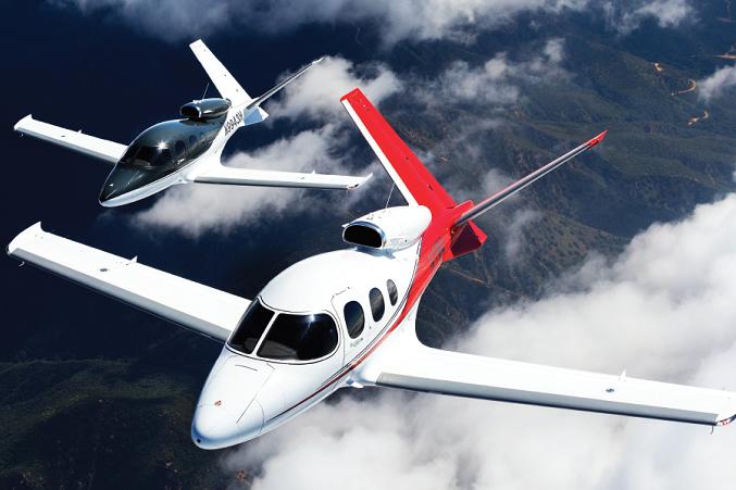 Cirrus aereo 1