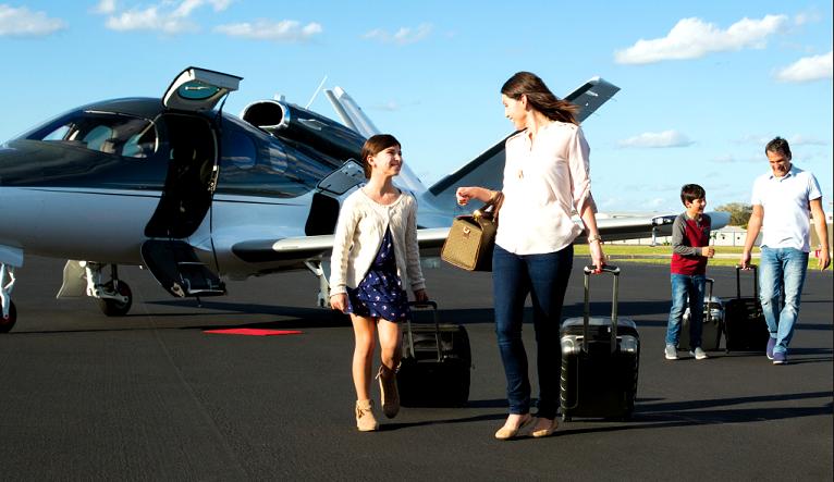 Aereo Privato Affitto : Cirrus evolution il più economico jet privato sul mercato