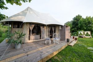 Glamping Canonici San Marco