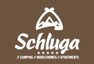 SCHLUGA CAMPING HERMAGOR logo