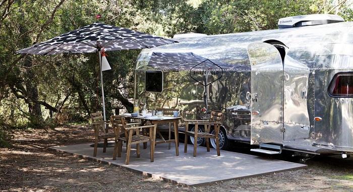 silverfield caravan punta ala