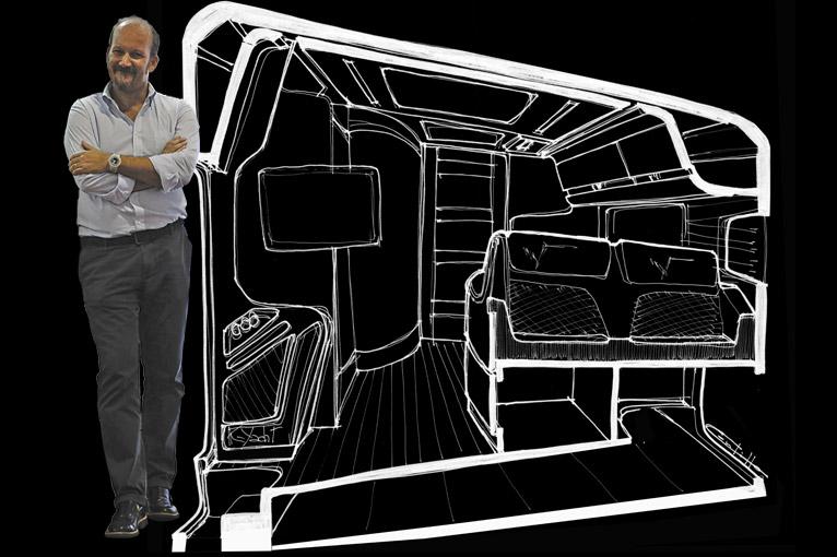 Mobilvetta intervista a Fabio Contillo, il designer dei sogni