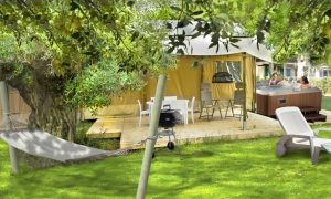 Glamping alle Capanne