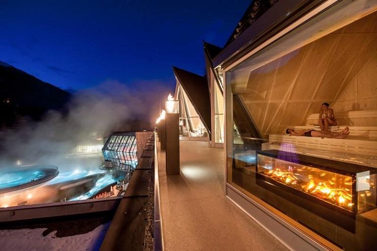 Aqua Dome piscine
