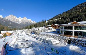 Area sosta camper Trentino