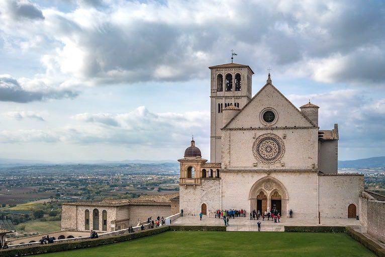 Ponte primo maggio 2018 - Assisi