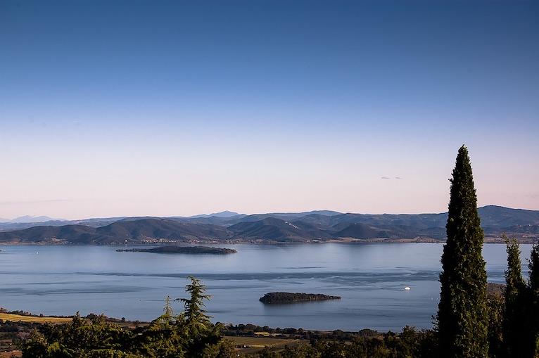 Ponte primo maggio 2018 Lago Trasimeno