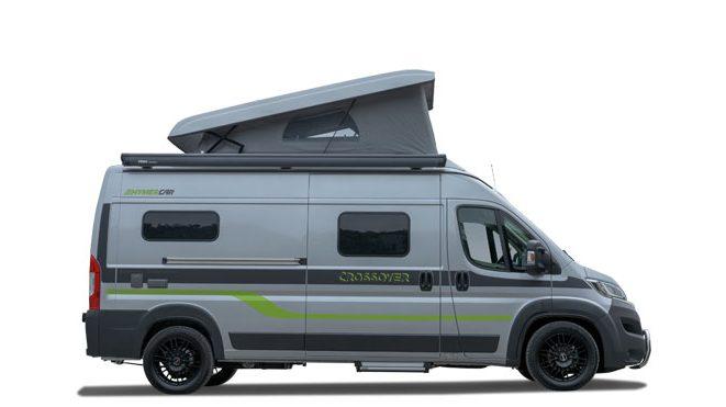 Camper furgonato 4 posti letto hymercar sierra nevada - Camper 4 posti letto ...