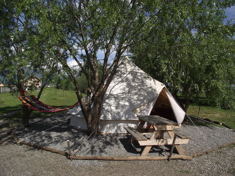 Extra Large Cotton Bell tents