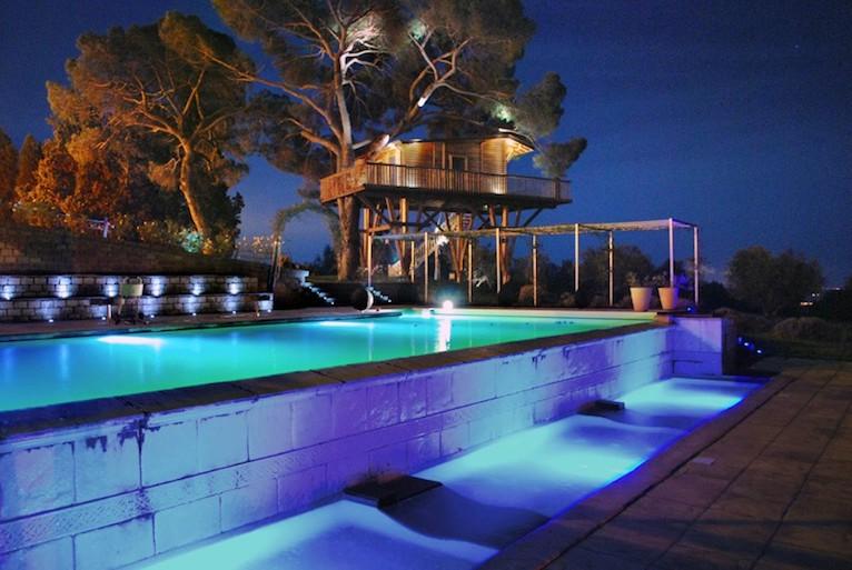 Casa sull\'albero per vivere una vacanza avventurosa, dove in Italia?