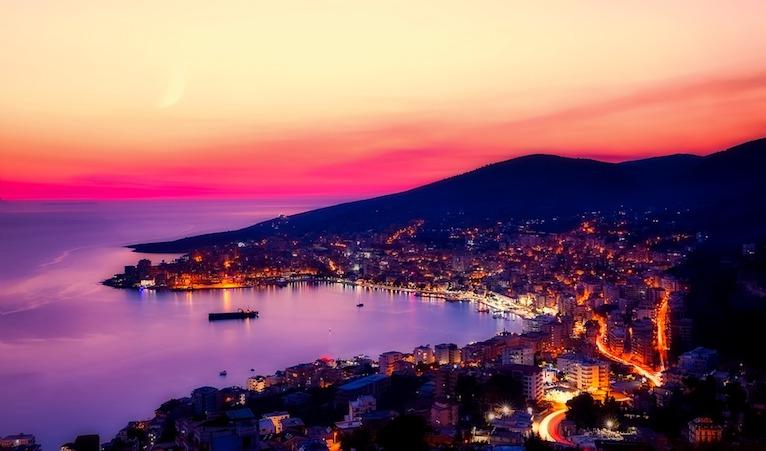 sarande-Albania