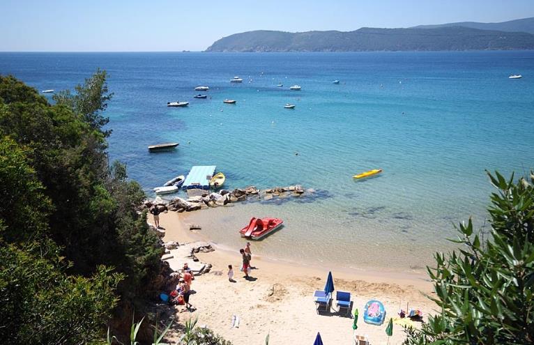 campeggi isola d'elba Calanchiole