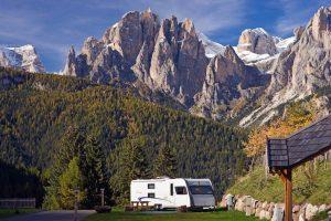 autunno in campeggio - vidor