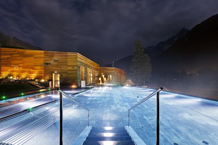 Terme Chamoix Mont Blanc