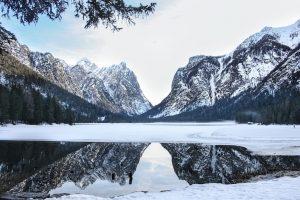 Lago di Dobbiaco_inverno