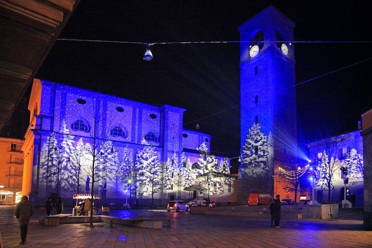 Piazza Campello Sondrio