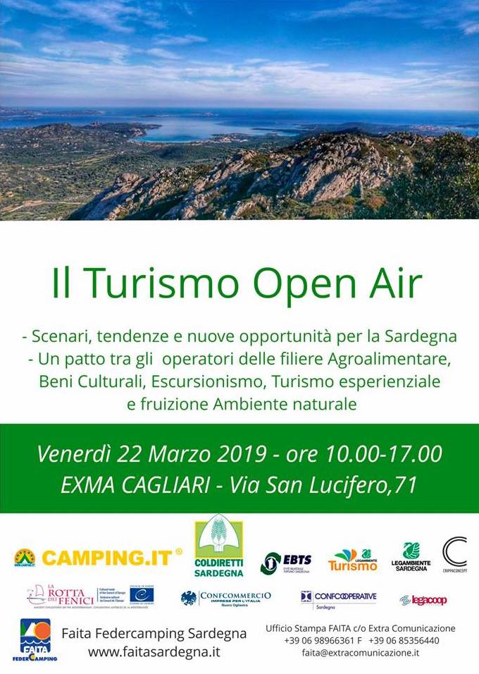 Faita Sardegna evento 22 marzo