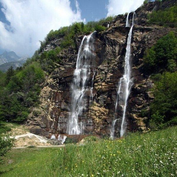 Cascate Acqua Fraggia