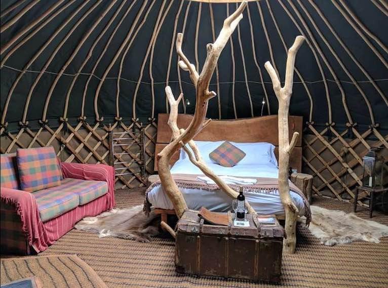 Yurta per due