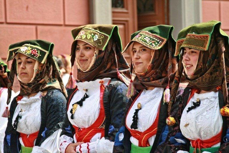 tradizioni e cultura sarde