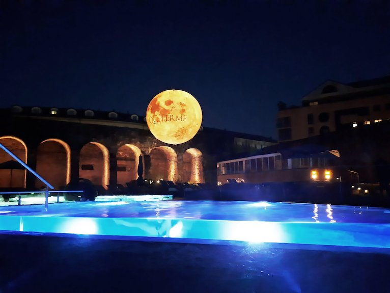 The wellness side of the Moon