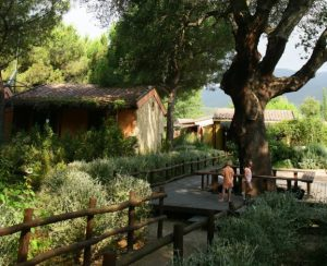 Rocchette - campeggi con bungalow in toscana